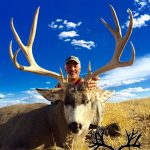 Colorado Trophy Mule Deer Photo-3